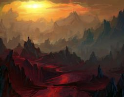Red River by mistermojo28