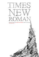 Times New Roman by Bladenhart