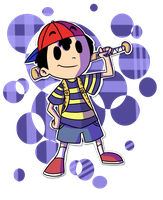 Ness by PastelWing