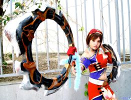 DW7: Chakrams by Xxfruit-cakexX