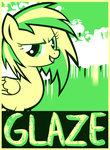 Poster - Glaze/WoodenToaster by SemonX