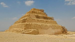 The Pyramid of Djoser by francis1ari