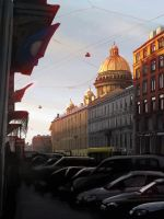 Saint Petersburg (Study) by HarlequiNQB