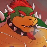 King of Koopas by The-Wolfacorn