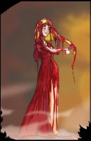 Carrie White They are all gonna laugh at you by didouchafik