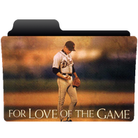 For Love of the Game folder icon [REQ] by NonStopSarah