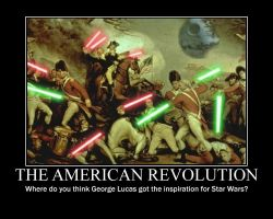 The American Revolution by lordaquaticus