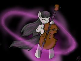 magic of music by MissRedMoon1