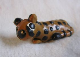 ICDC - Miniture Cheetah Sculpture by mad-musician