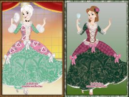 Rococo-inspired by Arrelline