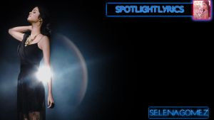Selena Gomez Wallpaper by therealkevinlevin