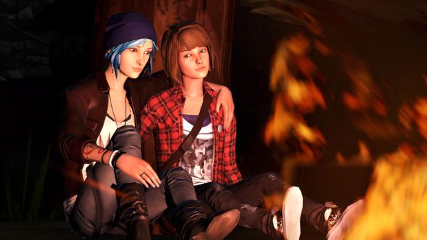 Campfire (Life is Strange SFM) by kam97