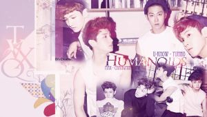 TVXQ - Humaniods by BiLyBao