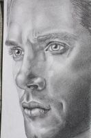 Jensen Ackles by MalfoysAngel
