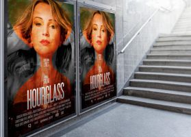 HourGlass Movie Poster Template by loswl