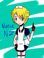 Nurse NZ make everythin better by xCrazyWonderlandx