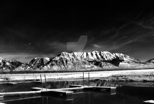 Mount Timpanogs by utbass