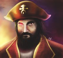 League of Legends - Gangplank by Daviash