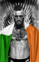 Conor McGregor by ShomanArt