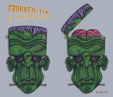 Frankentiki ++++EDIT++++ by ATLbladerunner