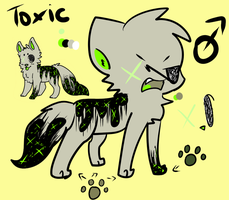 *Toxic Ref* by qoaties