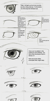 Disney Eye Tutorial by horsegrl1234