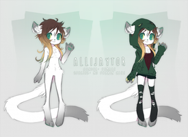 Fursona: Allijaytor by allijaytor