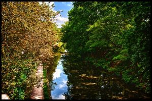 HDR Canal by Foxseye