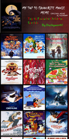 Top 16 Favourite Christmas Specials by Duckyworth