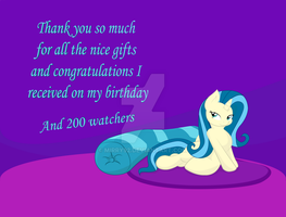 Thank you so much - Tina Fountain Heart by mirry92
