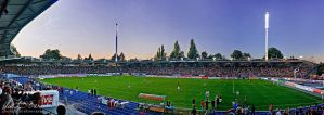 Stadium Linz by Nightline