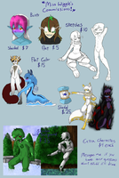 Commission Info by WigglyWolf