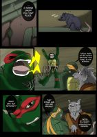 TMNT (fanmade) Same as it never was Aftershock _16 by FleshCreature