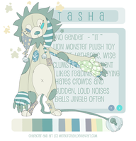 { t a s h a } by meteorcrash
