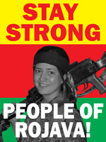 Stay Strong Rojava by Party9999999