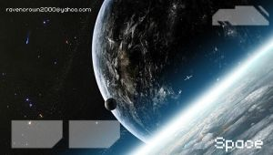 Space PSP Wallpapers by Gexon