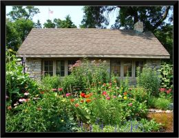 The Gardener's Cottage by lexxi