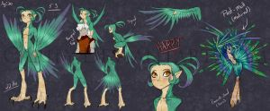 Harpy [Official Bio] by Carify