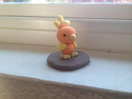 Torchic by StarryLion