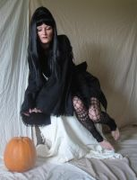 Gothic Witch 2 by mizzd-stock