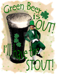 HAPPY ST. PATRICKS DAY by SCT-GRAPHICS