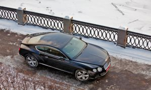 Bentley Continental GT #2 by Bambr