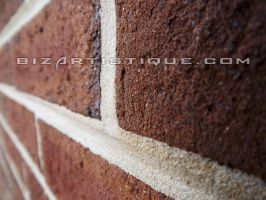 Brick wall by Bizartistique