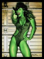 She-Hulk by HidaKuma