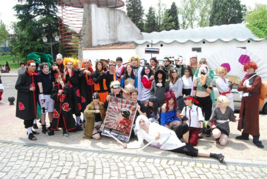 Naruto's group by Otaku Damned by Topper-Damned