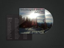 CD/DVD cover 2 by Dennis-Design