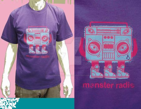 monster radio purple by bigtimeplankton3