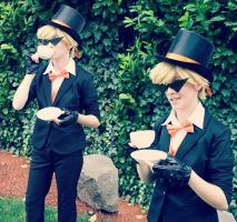 Wonderland! Dirk Strider by Yumi-Bagel