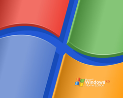 Microsoft Windows XP Home by RadishTM