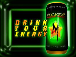 Drink Your Energy by Caelhath